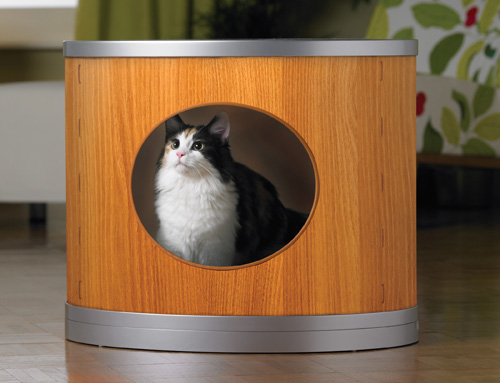 Hidden Litter Box For Large Cats