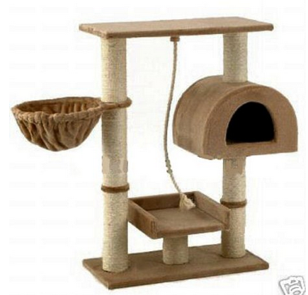cat tree for small apartments 1
