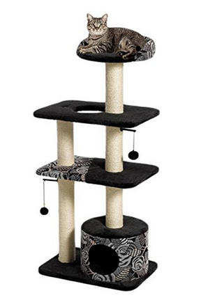 cat tree furniture for small apartments