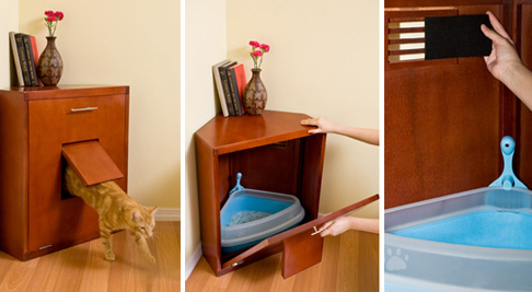 litter box enclosure ideas featured